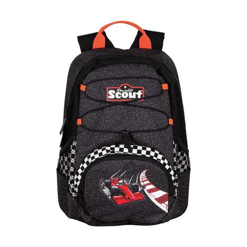 Scout Rucksack VI Red Racer Frontansicht